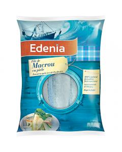 File de macrou congelat cu piele fara oase Edenia  600g