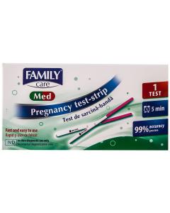 Test de sarcina banda Family