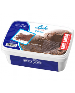 Inghetata dietetica cu cacao 545g