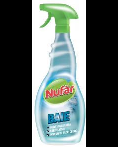 Solutie de curatat baia Nufar baie parfum de soc 500ml
