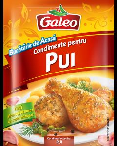 Condimente pentru Pui Galeo 20g