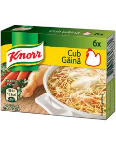 Cub Pui Knorr 54g