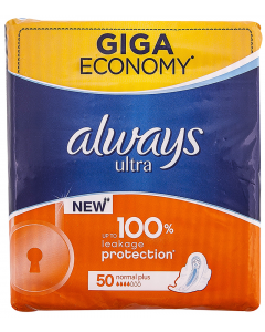 Absorbante Always Ultra Normal Plus 50buc