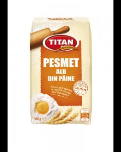 Pesmet alb Titan 500g