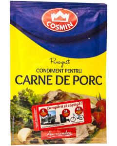 Condiment pentru carne de porc Cosmin 20g
