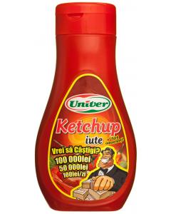 Ketchup iute Univer 470g