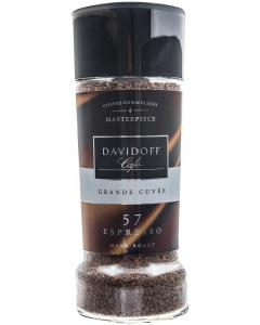Cafea instant Davidoff 57 Espresso Dark Roast 100g