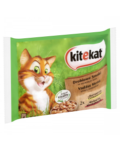 Hrana completa pentru pisici adulte Kitekat 400g