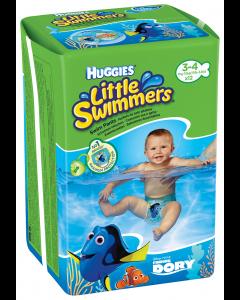 Scutece HLS Dory Little Swimmers nr 3-4 12buc 7-15 kg Huggies