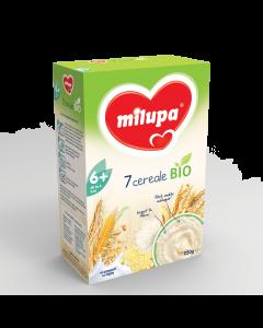 7 Cereale bio fara lapte Milupa 250g
