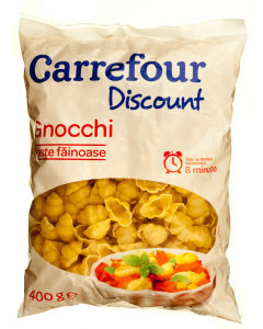 Gnocchi Carrefour Discount 400g