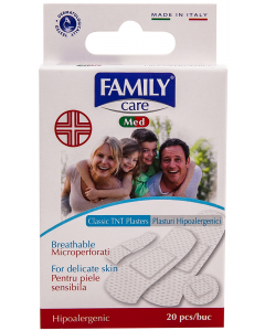 Plasturi hipoalergenici 20 B Family
