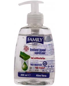 Gel antibacterian Family Care 300 ML