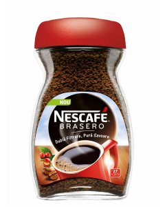 Cafea instant Nescafe Brasero Original 50g
