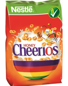 Cereale mic dejun Nestle Cheerios honey 500g
