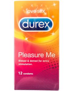 Prezervative Pleasure Me 12 B Durex