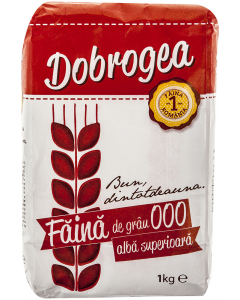 Faina alba superioara 000 Dobrogea 1kg