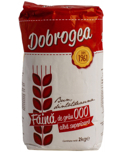 Faina alba Dobrogea 2kg