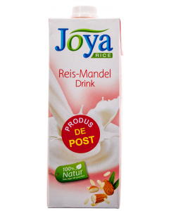 Bautura de orez si migdale Joya Rice 1L