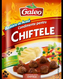 Condimente pentru Chiftele Galeo 20g