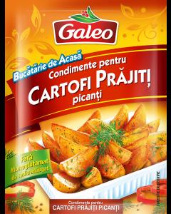 Condimente pentru Cartofi Prajiti Picant Galeo 20g