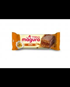 Prajitura cu crema de rom si glazura Magura 35g