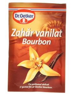 Zahar vanilat Dr.Oetker Bourbon 8g