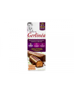 Batoane dietetice cu aroma de caramel Gerlinea 62g