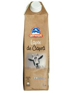 Lapte de capra integral Olympus 3.5% grasime 1L