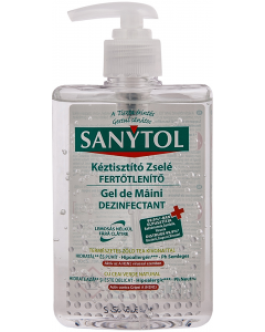 Gel de maini dezinfectant Sanytol 250 ML