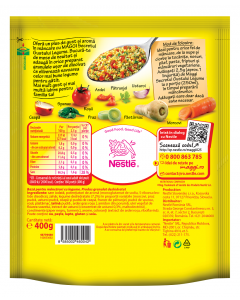 Baza pentru mancaruri cu legume Maggi Secretul gustului 400g