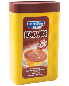 Cacao instant 7 vitamine Carrefour Kids Kaomix 450g