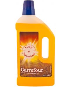 Solutie pentru parchet Carrefour 750ml