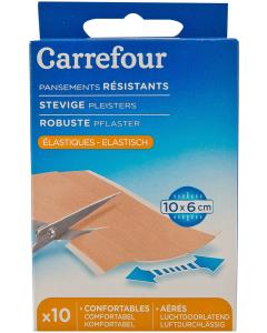 Pansamente rezistente Carrefour 10buc