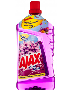 Detergent multi-suprafete cu parfum de liliac Ajax 1L