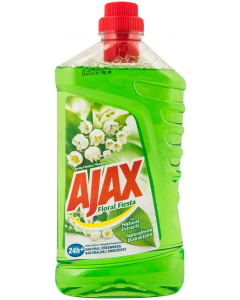 Solutie de curatare Ajax Floral Fiesta spring flowers 1 l