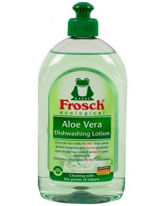 Detergent vase cu aloe vera Frosch 500ml