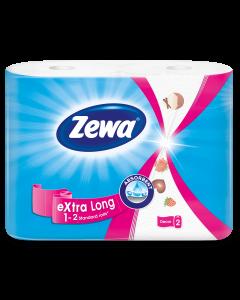 Role bucatarie Zewa Extra Long, 2 straturi, 2 role