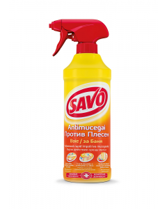 Spray antimucegai baie parfumat Savo 500ml