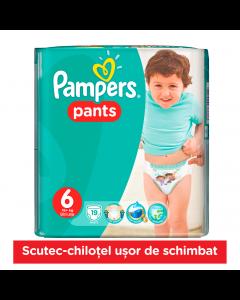 Scutece chilotei Pampers Pants 16+ kg 44 buc