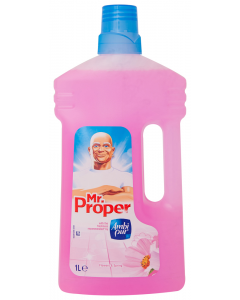 Detergent universal suprafete Mr. Proper Flower&Spring 1L