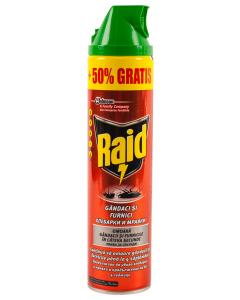 Spray gandaci si furnici Raid 600ml