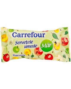 Servetele umede Mar Carrefour 15buc