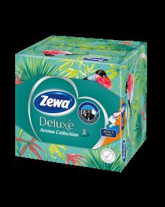 Servetele faciale cub Zewa Camomile, 3 straturi, 60 bucati