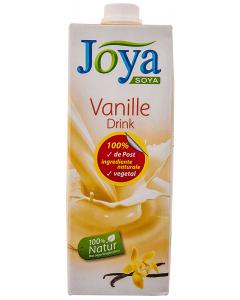 Bautura soia cu extract de vanilie de Bourbon, UHT Joya Vanille Drink 1L