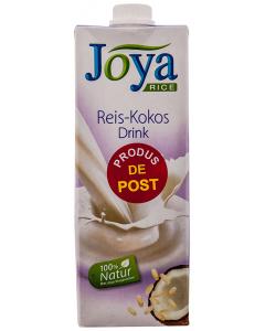 Bautura de orez si cocos, UHT Joya Natur Reis-Kokos Drink 1L