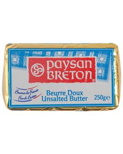 Unt dulce 82% grasime Paysan Breton 250g