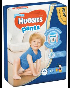 Huggies Pants D Mega nr 4 Boy 52 buc  9-14  kg