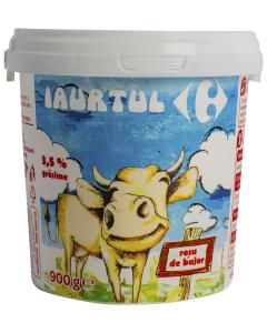 Iaurt 3.5% Carrefour 900G