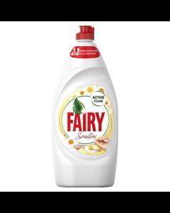 Detergent de vase Fairy Sensitive Chamomile & Vitamin E, 800ml